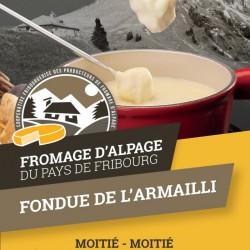 Mélange fondue de l'Armailli
