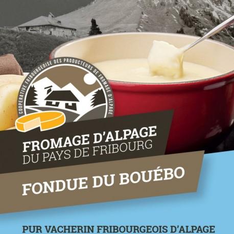 Mélange fondue du Bouèbo